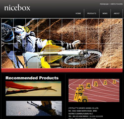 体育器材公司网站