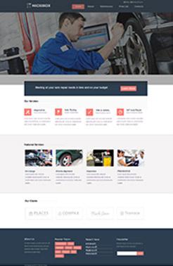 汽车维修网站
