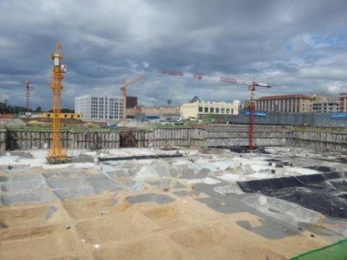 佳木斯万达广场项目
